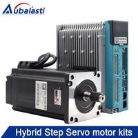 12N.M Cloose loop Hybrid step servo motor driver 3HSS2208H 86 + motor 86J12156E input voltage AC 220V