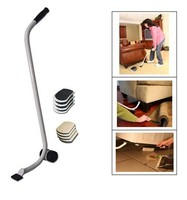 Smartlife Reusable Furniture Movers EZ Moves For Heavy Furniture For Carpeted Surfaces Glide Moving Kit As