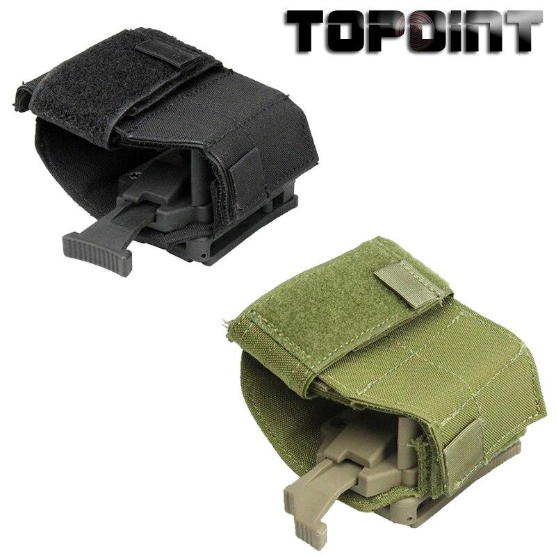 Universal Pistol Multi-función Funda de cuero accesorios multifunción se puede ajustar completamente para adaptarse a todos los tamaños de pistolas