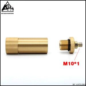 Image 5 - High pressure PCP hand pump air filter Oil water Separator For High Pressure pcp 4500psi 30mpa 300bar Air Pump