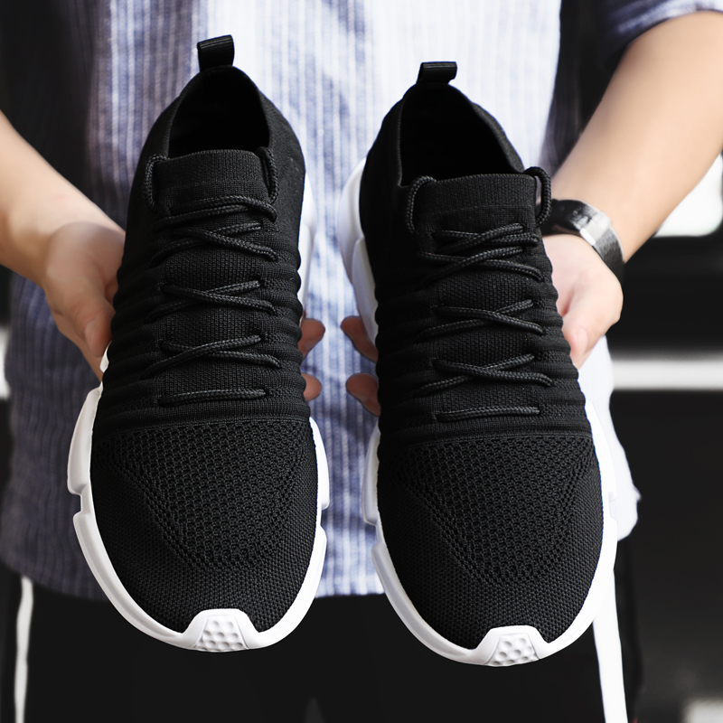 Men Comfortable Casual Lightweight Autumn Sneakers 5