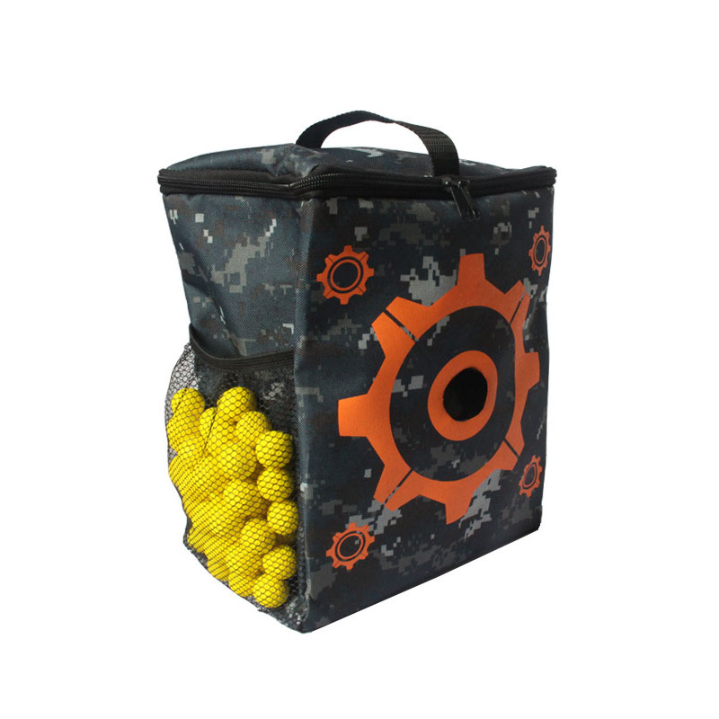 Target Pouch For Nerf Toy Gun Bullets Storage Carrying Case Holder Bag Organizer Guns Darts for N-strike Elite/Mega/Rival Series