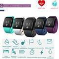 Inteligente Pulsera Smartband Deporte de La Manera Bluetooth A88 4.0 impermeable Monitor de Ritmo Cardíaco Activamente Gimnasio Rastreador Monitor de Sueño
