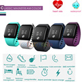 Smart Bracelet A88 Fashion Sport Smartband Bluetooth 4.0 waterproof Heart Rate Monitor Actively Fitness Tracker Sleep Monitor