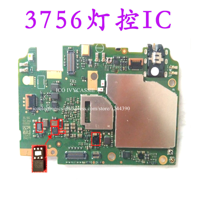 3756 for Redmi Hongmi 4A light control IC