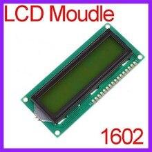 5 шт./лот 5 В 16×2 модуль жк-дисплей белый знак желтый зеленый blacklight для Arduino Duemilanove Робот Бесплатная Доставка доставка