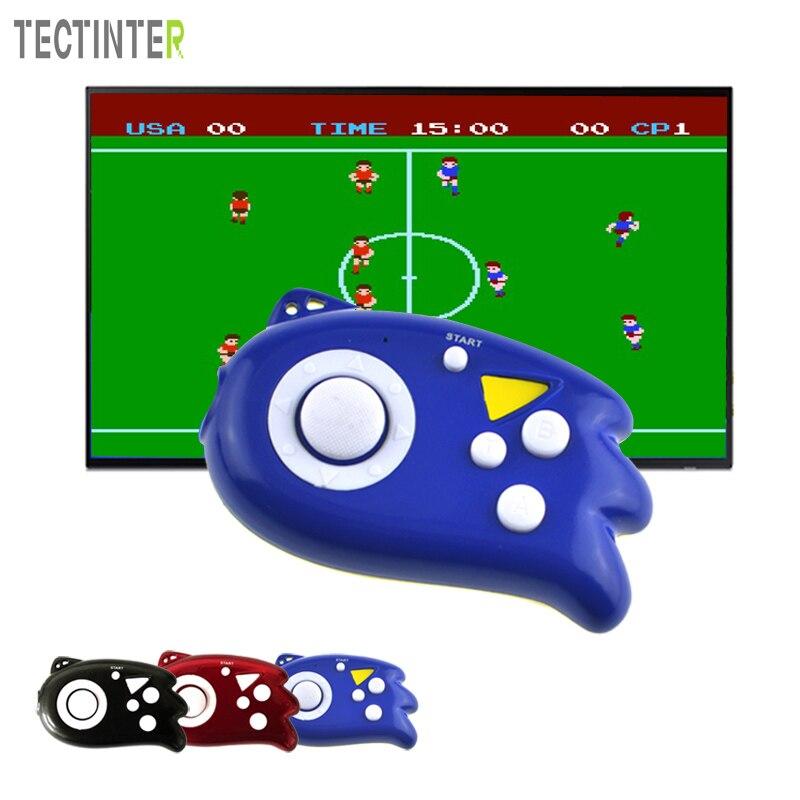 8 Bit Mini Videospiel-konsole Spieler Bauen In 89 Klassische Spiele Unterstützung Tv-ausgang Klinkenstecker Handheld Spiel