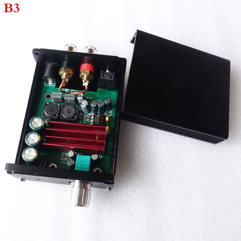 DC8-25v TPA3116 D2 Subwoofer Amplifier  Support 100W Bass Output
