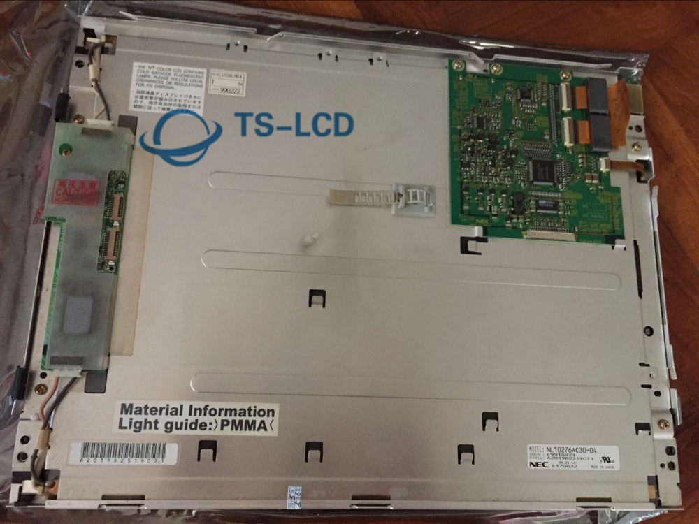 "Original 15.0"" inch NL10276AC30-04W LCD panel Screen 12 months warranty"