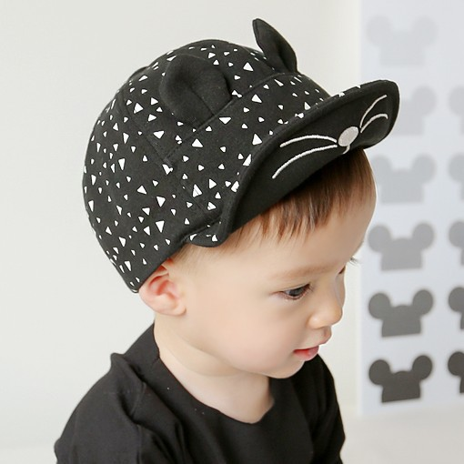 06ab724ec74 2016 Korean Baby Hat Hat Baby Hat Children Baby Baseball Cap A Peaked Cap-in  Hats   Caps from Mother   Kids on Aliexpress.com