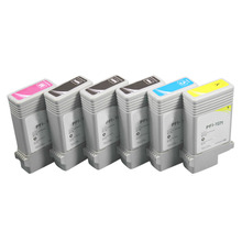 6Pack Compatible for  Cartridges Canon iPF670 iPF680 iPF685 iPF780 / PFI-107 Ink 130ml