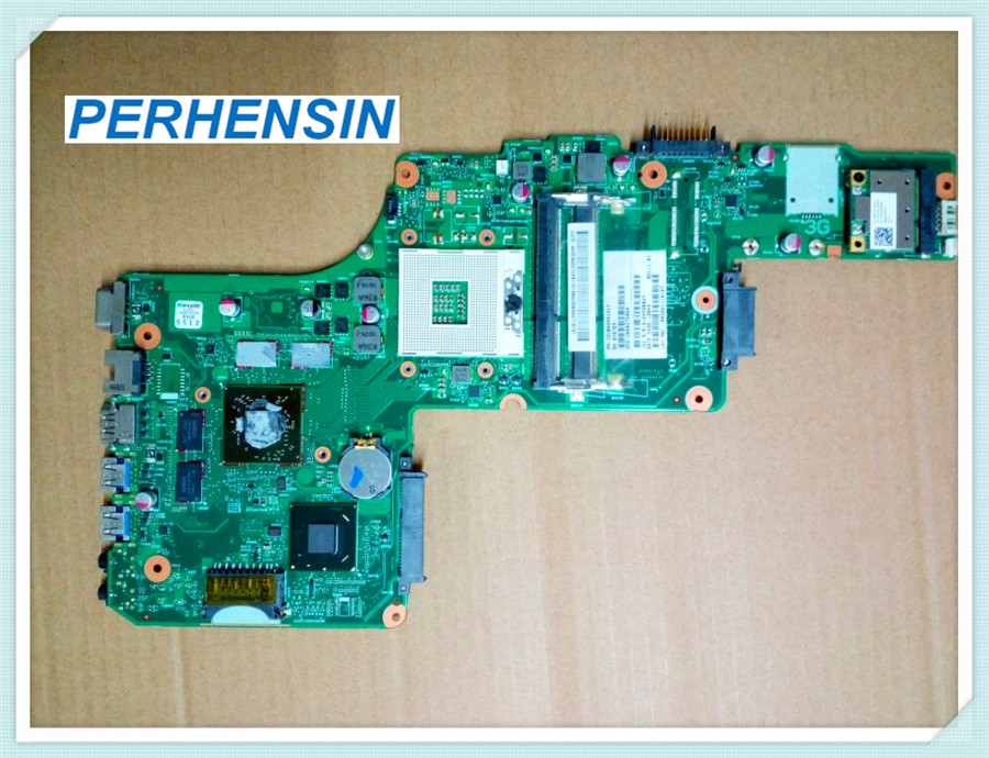 V000275420 6050A2491301 Laptop Motherboard for Toshiba Satellite S855 L855 Mainboard s989 w HD 7670M s