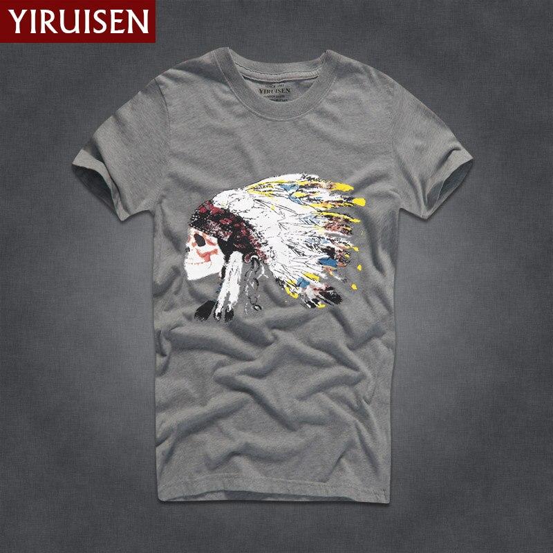 Чоловічі футболки Мода 2018 YiRuiSen Бренд - Чоловічий одяг - фото 3