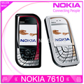 Восстановленное Nokia 7610 оригинальный мобильный телефон Хорошее качество низкая цена сотовые телефоны бесплатная доставка