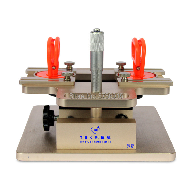 TBK 928 LCD Split Screen Machine Bezel middle Frame Separator for Samsung HTC LG Suction to separate lcd frame TBK 928 LCD Split Screen Machine Bezel middle Frame Separator for Samsung HTC LG Suction to separate lcd frame