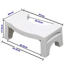 רב פונקציה מתקפל אסלת שרפרף אמבטיה בסיר אסלה גוץ יציבה נכונה LXY9