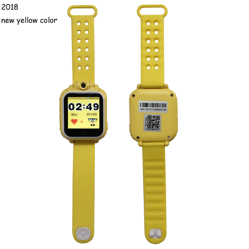 GPS smart watch Q730 baby watch with Wifi 1.0 inch touch screen SOS Call Location Device Tracker for Kid Safe iOS Android