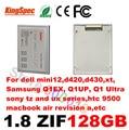 Продажа Kingspec 1.8 ATA7 ssd ZIF 2 CE hd SSD 128 ГБ 128 Твердотельный Накопитель SSD 120 ГБ Жесткий Диск Для SONY Для DELL Для HP