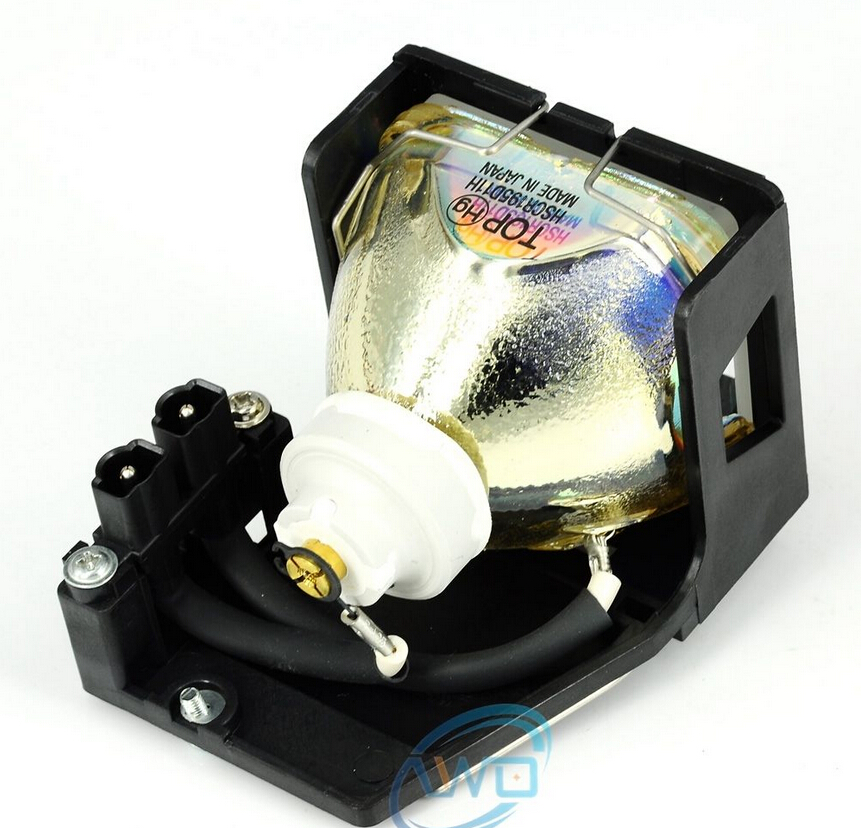 все цены на Original Projector Lamp with housing TLPLMT4 Bulb  For Toshiba  TLP-MT4 / TLP MT4 Projectors онлайн