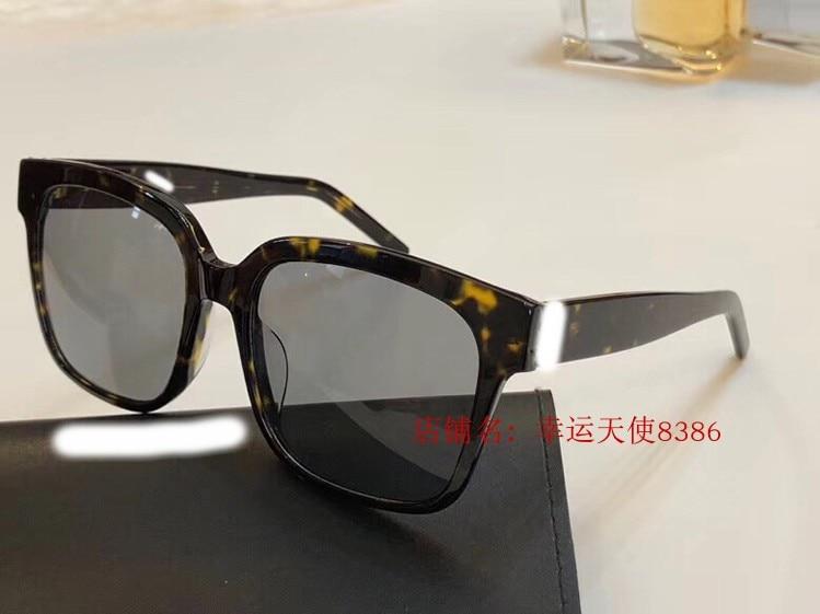 Für 6 Frauen 1 Carter 3 Designer Marke Y0151 5 Luxus 4 Sonnenbrille 2019 2 Runway Gläser tqwHYHZ