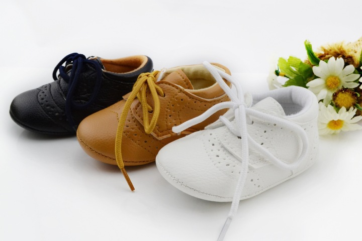Leather Baby First Walkers Antislip First Walkers For Baby Boy Genius Baby Infant Shoes
