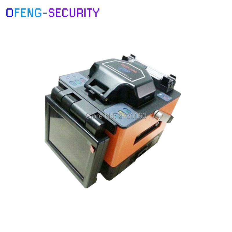 DVP Fusion Splicer/Fusion Splicing Machine DVP750/ DVP-750 With Fiber Cleaver