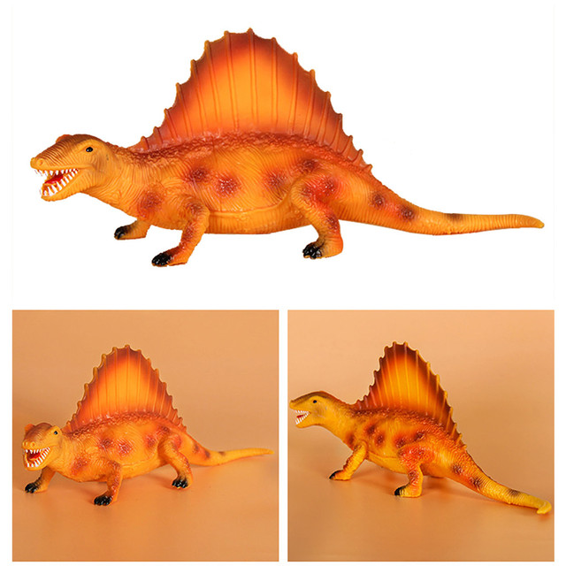 Modelo de dinossauro Brinquedos Multicolor Brinquedos Educativos para Crianças Mar espinho dragão Dos Desenhos Animados Modelo de Brinquedo Melhor Para Crianças dos miúdos F415