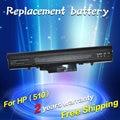 JIGU Laptop battery 440264-ABC 440268-ABC 443063-001 HSTNN-IB45 HSTNN-FB40 RW557AA HSTNN-IB44 FOR HP 510 530