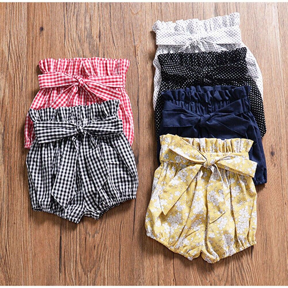 Модные детские шаровары для мальчиков и девочек, весна-лето, шорты-шаровары