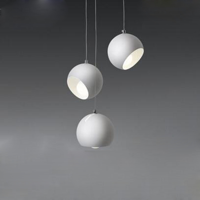 Creative Art ball chandelier post modern Nordic living room lighting restaurant bedroom dining room bar lighting led lighting