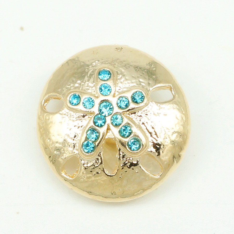 18MM Round Golden Hollow Flower Metal beauty snap buttons KZ1139 for DIY snap pendants jewelrys charm wholesale Bangles