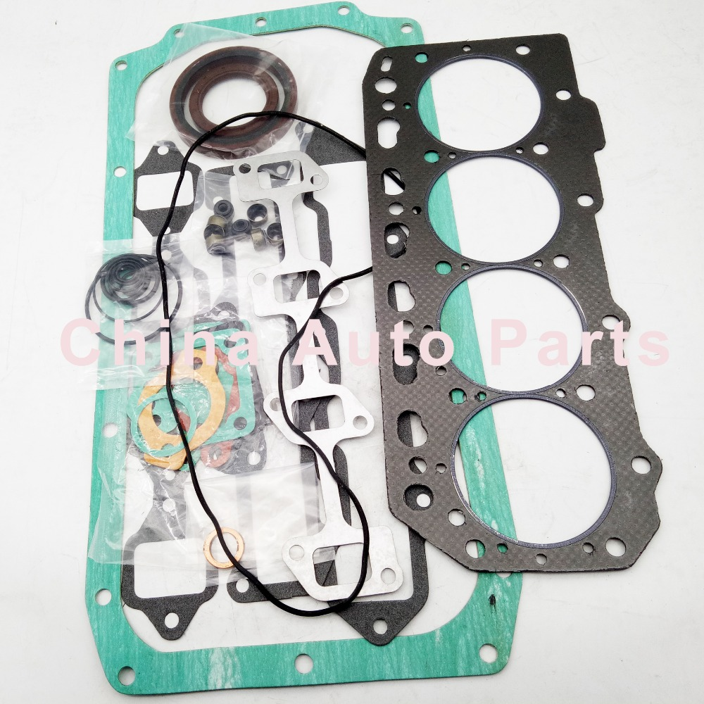 Full Gasket kit with head gasket 729407 92660 for Yanmar 4TNV88 4TNE88 4D88E Engine