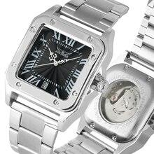 montre carrée horloge affaires