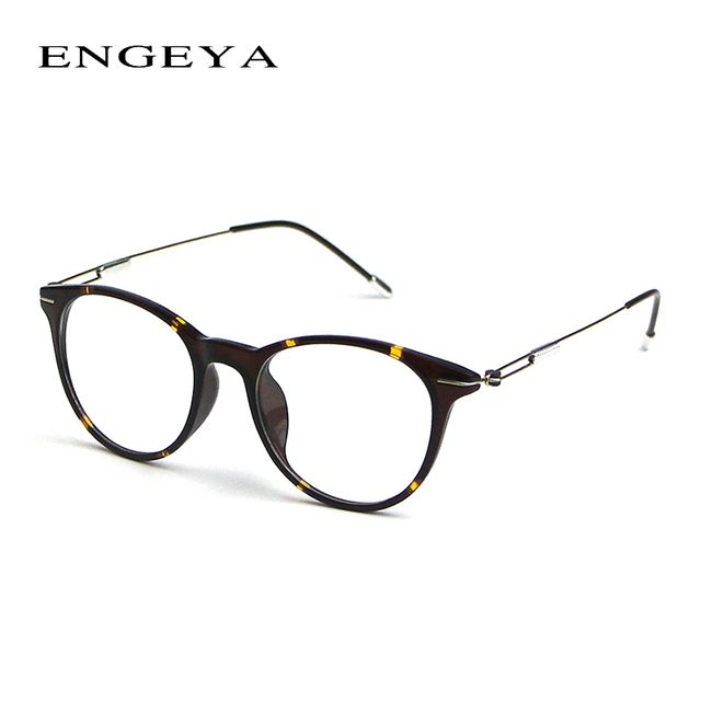 2016 ENGEYA Brand Designer Spectacles Optical Glasses Frame,New Fashion Myopia Glasses Eye glasses Frames For Women Men 3 Colors