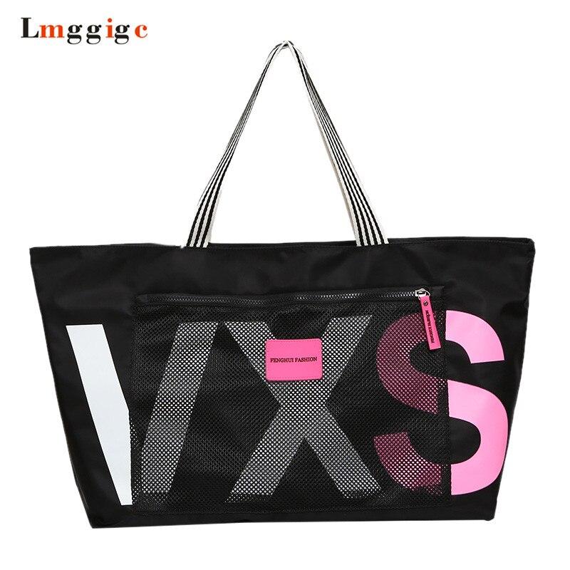 Women Zipper Travel bag,Fashion Duffle,Cabin Handbag ,Large capacity Shoulder Bag ,47*33*18 CM Suitcases