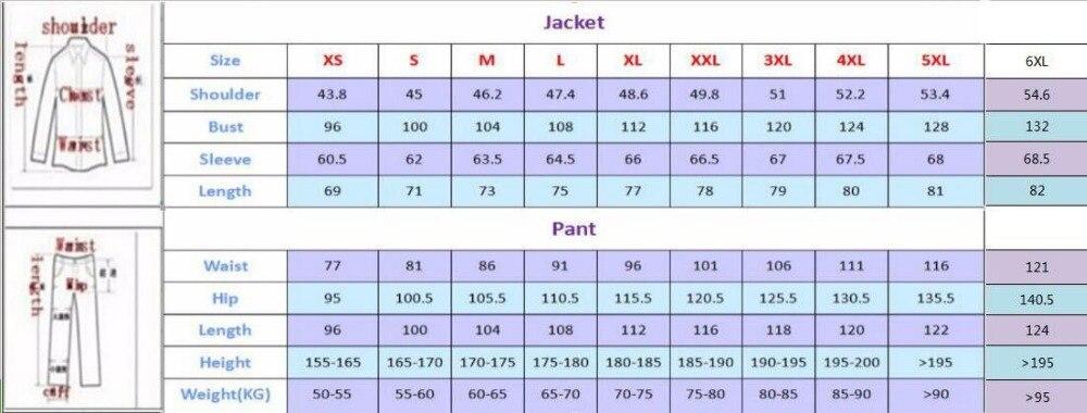 Groom Suits Men Business Slim fit Classic Male Suits Blazers Luxury Suit Men 2 Pieces(jacket+pants)