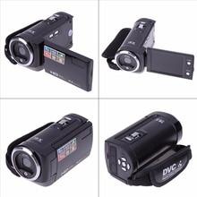 """HD 720 P 16MP Цифровая Видеокамера Видеокамеры DV DVR 2.7 """"TFT LCD 16x Zoom США Plug"""