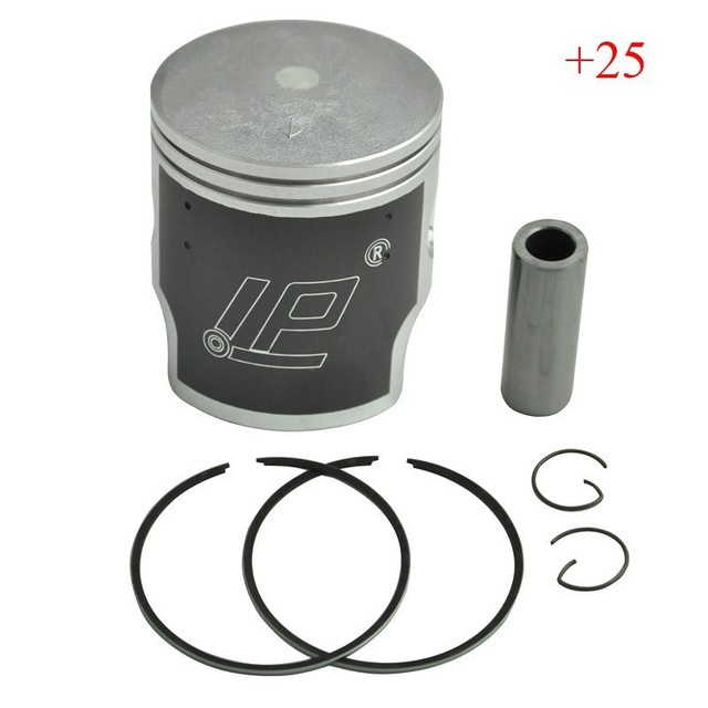 US $70 11 |KDX250 Piston & Rings Kit Motorcycle Engine Parts Piston Set For  Kawasaki KDX 250 +25 Cylinder Bore Size 66 65mm 91 94 new-in Pistons &