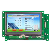 Industrial Control Application Touch Panel Monitor With RS485 Port