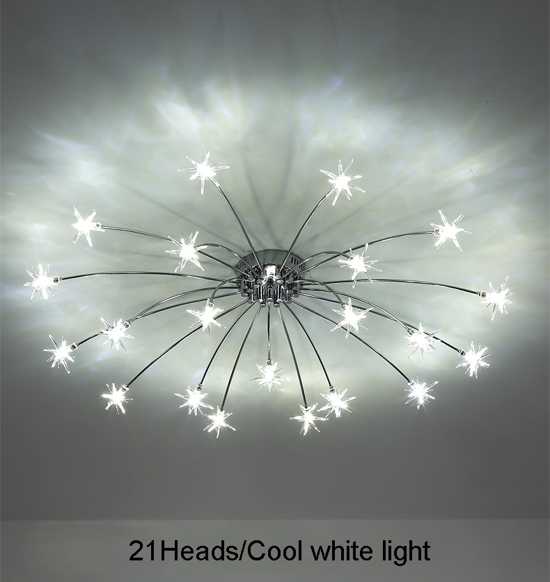 HTB1w4oNXHAaBuNjt igq6z5ApXaI Modern Led Ceiling Light Ice Flower Glass Bedroom Kitchen Children Room Ceiling Lamp Designer Lighting Fixtures
