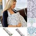 Cubierta de La Lactancia Materna Enfermería Fundas de algodón mantón de Enfermería lactancia covers Flor Impreso Fundas Para Alimentar al Bebé