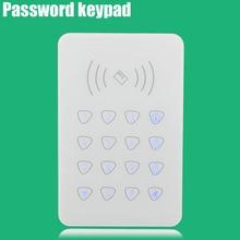 RFID Сенсорной Клавиатурой С Функцией RFID/Дверной Звонок Функция Для беспроводной Wi-Fi GSM Сигнализация