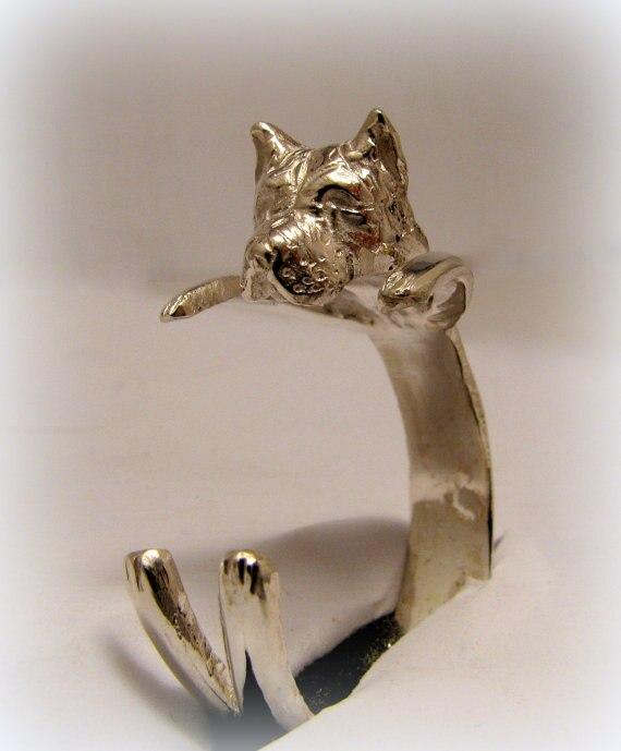 English Bull Terrier Resizable Ring