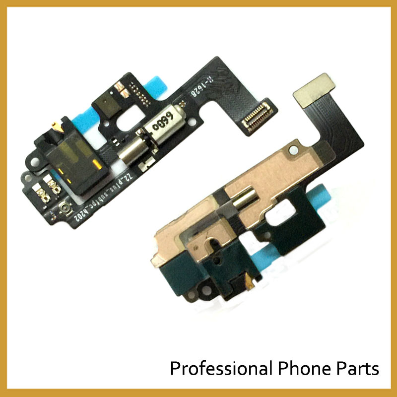 New Original Headset Earphone Headphone Audio Jack Flex Cable Ribbon For Lenovo ZUK Z2 Plus Repair Parts