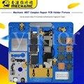 Mechaniker Multi-funktionale PCB Motherboard Halter Leuchte Für iPhone A7 A8 A9 A10 A11 A12 NAND PCIE CPU NAND fingerprint Reparatur