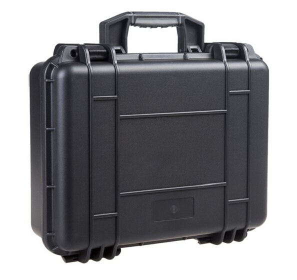 High impact plastic tool box with full precut foam,watertight equipment case tool case gun suitcase box long toolkit equipment box shockproof equipment protection carrying case waterproof with pre cut foam