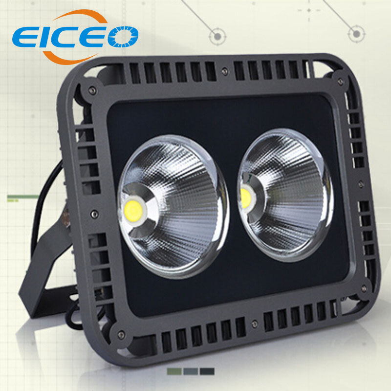 ФОТО (EICEO) LED Flood Light Outdoor Lighting Reflector Lights Projector Spotlight Lamp Project Lamps Advertising Projection 50w 100w