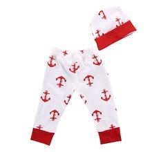 Toddler Infant Baby Girls Pants Deer Pattern
