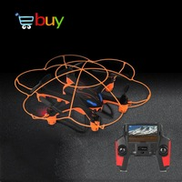 WLtoys Q383 RC Helicopters Remote Control 3 Quadrocopter Drones with Camera HD Quad Counter Toy Quadricopter FPV 6 Axis GYRO 4CH
