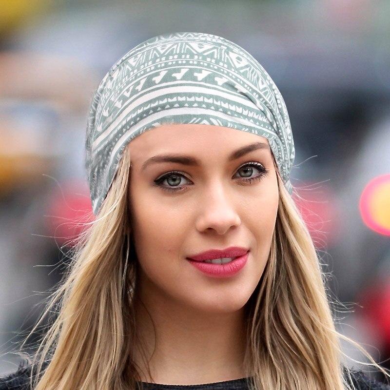 extra wide summer elastic headband
